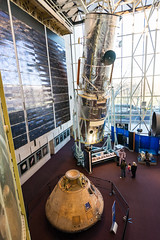 20160111-134635_WashingtonDC_D7100_0874.jpg (Foster's Lightroom) Tags: washingtondc smithsonian us washington districtofcolumbia technology unitedstates flight nasa northamerica spacetravel museums apollo nationalairandspacemuseum satellites apollo11 hubblespacetelescope spacetechnology columbiacommandmodule us20152016