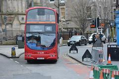 811 (Callum Colville's Lothian Buses) Tags: bus buses volvo edinburgh grove morningside gemini 811 madder lothianbuses edinburghbus b7tl madderandwhite madderwhite busesedinburgh buseslothianbuses
