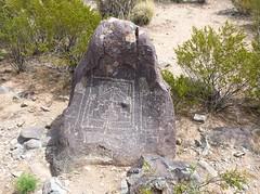 P1000300 (glyphwalker) Tags: newmexico petroglyph rockart threerivers