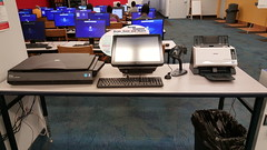 Simple Scan Station (hiawassee_branch) Tags: photos library books scan electronics scanning documents fax hiawassee faxing hiawasseelibrary