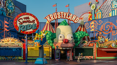 Los Angeles   |   Krustyland (JB_1984) Tags: california ca usa la losangeles ride unitedstates universalcity socal thesimpsons southerncalifornia universalstudios themepark cityofangels filmstudio losangelescounty universalstudioshollywood krustyland thesimpsonsride