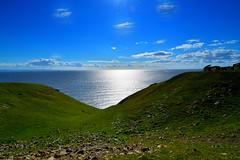 Dunraven Bay, Southerndown, Mid Glamorgan.UK (ajay's visual~panorama) Tags: