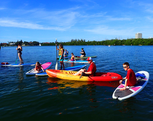 12_30_15 paddleboard tour Lido Key 11