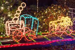 Weihnachtshaus in Calle 1 (akumaohz) Tags: christmas xmas house night weihnachten deutschland calle nikon advent glow nightshot nacht outdoor glowing fest christmashouse nachtaufnahme lampen norddeutschland niedersachsen leuchten vogt glhen d3200 drausen festlich weihnachtshaus