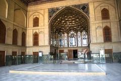 Le pavillon de l'histoire (- Ali Rankouhi) Tags: history iran  esfahan isfahan