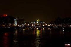 Amsterdam by Night (Richard van Hilten) Tags: holland amsterdam thenetherlands noordholland amsterdambynight