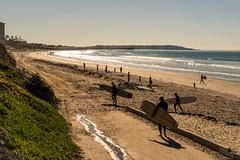 PB Surfers (federicophotography) Tags: ocean people beach photography 50mm sand nikon san surf pacific surfer diego pb d750 surfers federico federicophotography