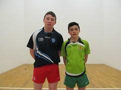 Boys U14 Final Players