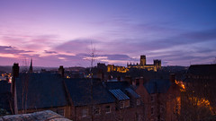 Durham Awakes. (paul downing) Tags: winter castle sunrise nikon durham rooftops cathedral 12 filters hitech codurham gnd pd1001 pauldowning d7200 pauldowningphotography
