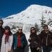 Monte Rainier possui 4.392 metros de altitude