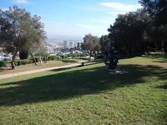 Haifa (Fufulula, thanks for 1,5 million visits) Tags: green sculpturegarden publicgarden