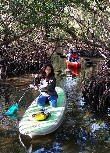 2_10_16 Kayak Paddleboard Tour Sarasota FL 09