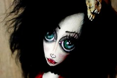 Invidia Bonetique OOAK Art Doll  #gothgirl #gothic #goth #taxidermy #orbs #skull #bones #witchcraft #artdoll #voodoo #macabre #art #doll #alternative #dark #darkarts #envy #spirits  This art doll is available: https://www.etsy.com//2/gothic-lolita-ooak- (Chiara Venice Art Dolls) Tags: art dark skull doll gothic goth taxidermy spirits bones macabre artdoll gothgirl envy orbs witchcraft voodoo alternative darkarts
