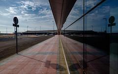 Terminal de cruceros - Mlaga (fruizh) Tags: puerto mlaga reflejos 2016 fruizh