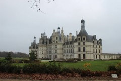 The royal Chteau de Chambord at day (jayleahrose) Tags: france de day valley chambord loire chteau