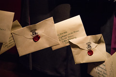 RTS (Cathy G) Tags: uk canon mail wizard letters harrypotter rts invite hertfordshire watford returned returntosender lseries canon24105mm notdelivered canon7d harrypotterstudiotour