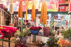 H503_2848 (bandashing) Tags: england flower shop night point manchester garland florist nightlife marigold sylhet bangladesh socialdocumentary aoa zindabazar bandashing akhtarowaisahmed