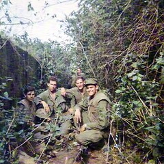 Alpha Company, 1st Battalion, 3rd Platoon, 5th Marines. Vietnam War. (Peer Into The Past) Tags: history usmc marines marinecorps semperfi vietnamwar alphacompany 5thmarines