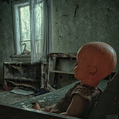 in your room (Szydlak Szk) Tags: bear old people urban lake abandoned window pool fairytale rural square toy toys death sadness weird doll pretty child sad teddy decay room mother poland polska eerie dirty goose creepy spooky plastic forgotten urbanexploration horror exploration derelict korn drowning puppe drowned severed urbex decapitated shabby zabawki lalka stara decapitation mi worls szk zabawka rurex verlassene opuszczona szydlak behraded