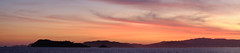 Petone Sunset (Ember_J) Tags: sunset sea newzealand panorama seascape island panoramic nz wellington fujifilm petone 70mm somesisland xt10