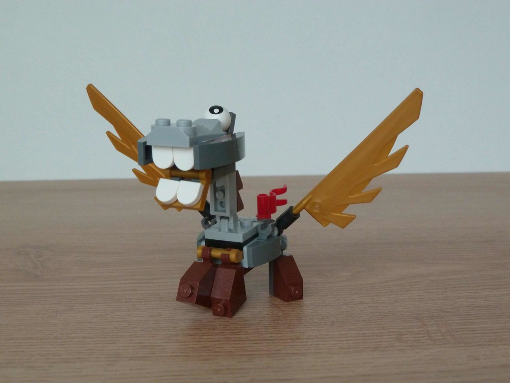 lego mixels series 8 max instructions