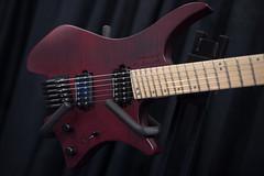 Strandberg Boden (paul_ouzounov) Tags: musician music shop guitar bare knuckle guitars jackson custom esp prs namm kiesel 2016 carvin strandberg aristides zeiss55mm sonya7 namm2016