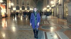 Milan - Galleria Vittorio Emanuele (Alessia Cross) Tags: tgirl transgender transvestite crossdresser travestito