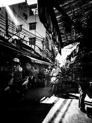 Ho Chi Minh City (damonjah) Tags: street bw monochrome streetphotography streetlife vietnam damon saigon hochiminhcity jah damonjah damonjahcom