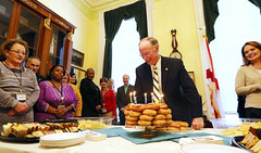 02-03-2016 Governor's Surprise Birthday Party