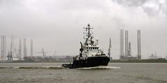 EN AVANT 20 t.h.v Keppel verolme Botlek (kees torn) Tags: offshore tugs nieuwewaterweg botlek keppelverolme mullerdordrecht enavant20