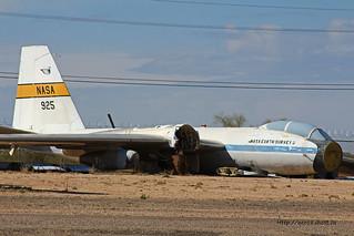 Martin WB-57F Canberra ~ N925NA