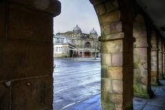 Arches and opera. (sidibousaid60) Tags: uk buxton derbyshire arches operahouse hdr lightanddark photomatix