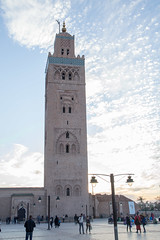 20160303_0054 (William Hazel) Tags: mosque morocco marrakech marokko koutoubia madrasa benyoussefmadrasa
