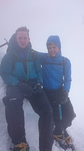 Ben Lawers Summit