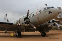 Douglas C-117D (R4D-8) Super Gooneybird ~ 50826 (Aero.passion DBC-1) Tags: plane tucson aircraft aviation super muse pima preserved douglas dc3 dakota ~ avion airmuseum airspacemuseum gooneybird c117 50826 aeropassion musedelair dbc1 prserv