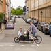 Copenhagen bikes - Transporting valuables #3