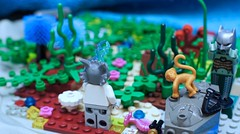 Unterwasserwelt (debagel) Tags: lego unterwasser unterwasserwelt