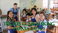 Papaya-Salad-Chiang-Mai-Cooking-School.mp4 (chiang_mai_cooking_school) Tags: thailand salad tour market farm papaya mai thai local organic chiang activities thaisecretcookingschool chiangmaithaicookingschool