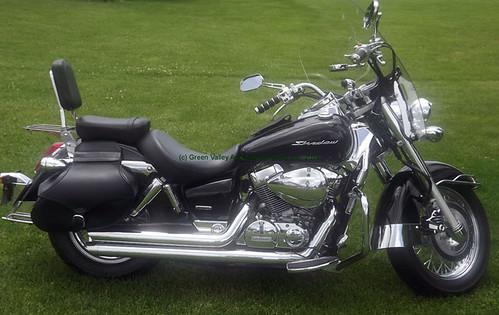 2009 Honda Shadow Motorcycle - $5060.00 (Sold June 5, 2015)