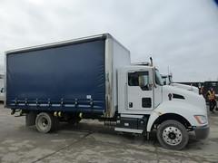 X-TREME 16' (Fourgons Transit Truck Bodies) Tags: truck  transit 16 bodies xtreme tarp toile bote kenworth t170 fourgons
