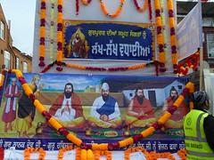 Shri Guru Ravidass Ji Jayanti Parade Leicester 2016 007 (kiranparmar1) Tags: ji indian leicester parade sikhs guru shri 2016 jayanti belgraveroad ravidass