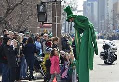 St. Patrick's Day Parade, Milwaukee Wisconsin USA 2016 (MalaneyStuff) Tags: