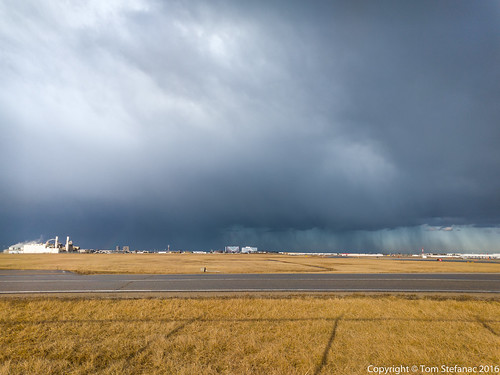 "Airport Storm Passing • <a style=""font-size:0.8em;"" href=""http://www.flickr.com/photos/65051383@N05/25622774410/"" target=""_blank"">View on Flickr</a>"