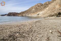 IMG_8656 (Enrique Gandia) Tags: sea espaa beach nature landscape mar spain hippie almeria cabodegata sanpedro lasnegras calasanpedro travelblogger calahippie