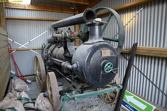 PE_BrownMay_6919_McLeansIsland_9April2016 (nzsteam) Tags: price train island traction engine railway scene steam engines locomotive boiler boilers mcleans sawmilling