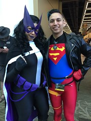 The Huntress & Superboy
