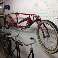 Amazing homebuilt recumbent (jimn) Tags: recumbent bikeart handbuilt copake copakeauction copakeswap