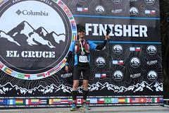 Finisher (pearmax) Tags: patagonia running run columbia trail runners correr sanmartindelosandes trailrunning elcruce