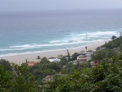 Palm Valley seen from Cape Byron (tanetahi) Tags: panorama beach landscape coast rainforest view nsw newsouthwales seashore byronbay headland palmvalley thepass littoral capebyron northernriversregion
