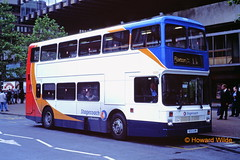 Stagecoach Manchester 15033 (H133 GVM) (SelmerOrSelnec) Tags: bus manchester dennis dominator gmbuses northerncounties stagecoachmanchester piccadillybusstation h133gvm